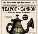 Teapot Cannon