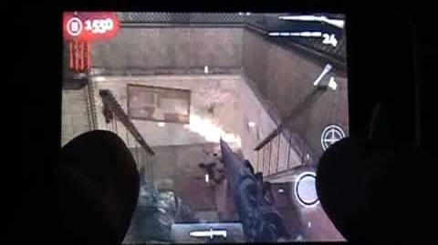 Verruckt Zombie Asylum Map (Call Of Duty World at War Zombies) for iPhone iPod Touch