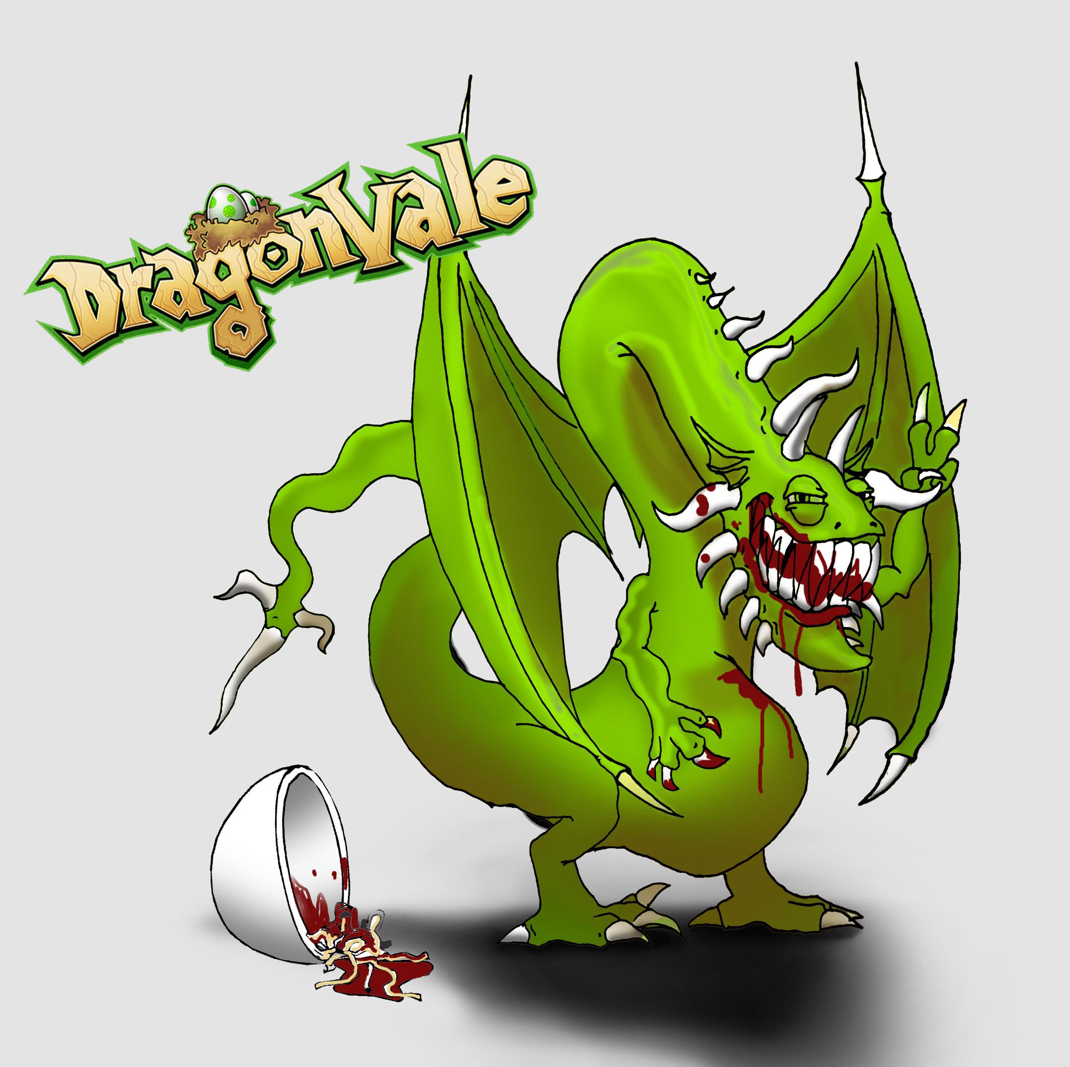 Dragonvale Gemstone Dragons - ma