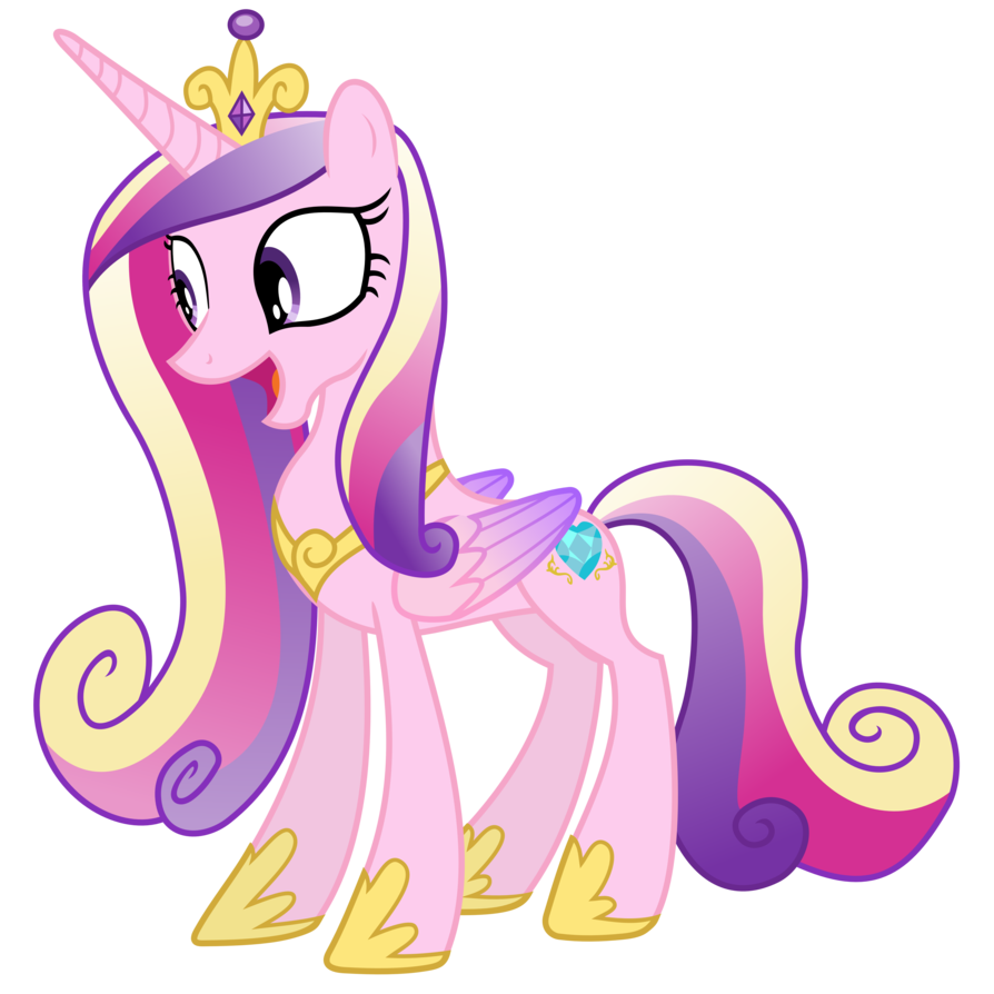 Image fanmade princess cadance my little pony friendship is magic wiki - Pictures of princess cadence ...