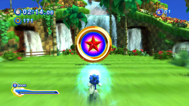 File:Sonic Generations Boosting to Goal.jpg
