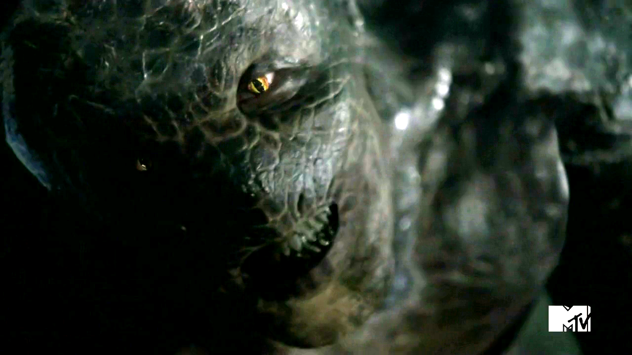Teen Wolf Review: Off To See The Lizard - TV Fanatic |Teen Wolf Lizard