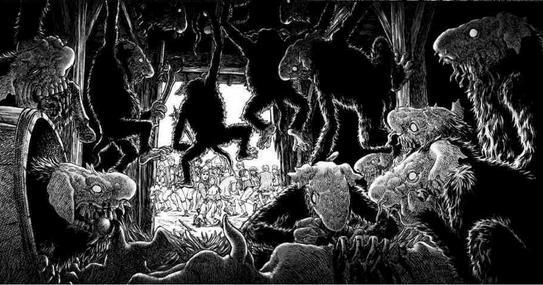Trolls - Berserk Wiki - Berserk Manga and Anime