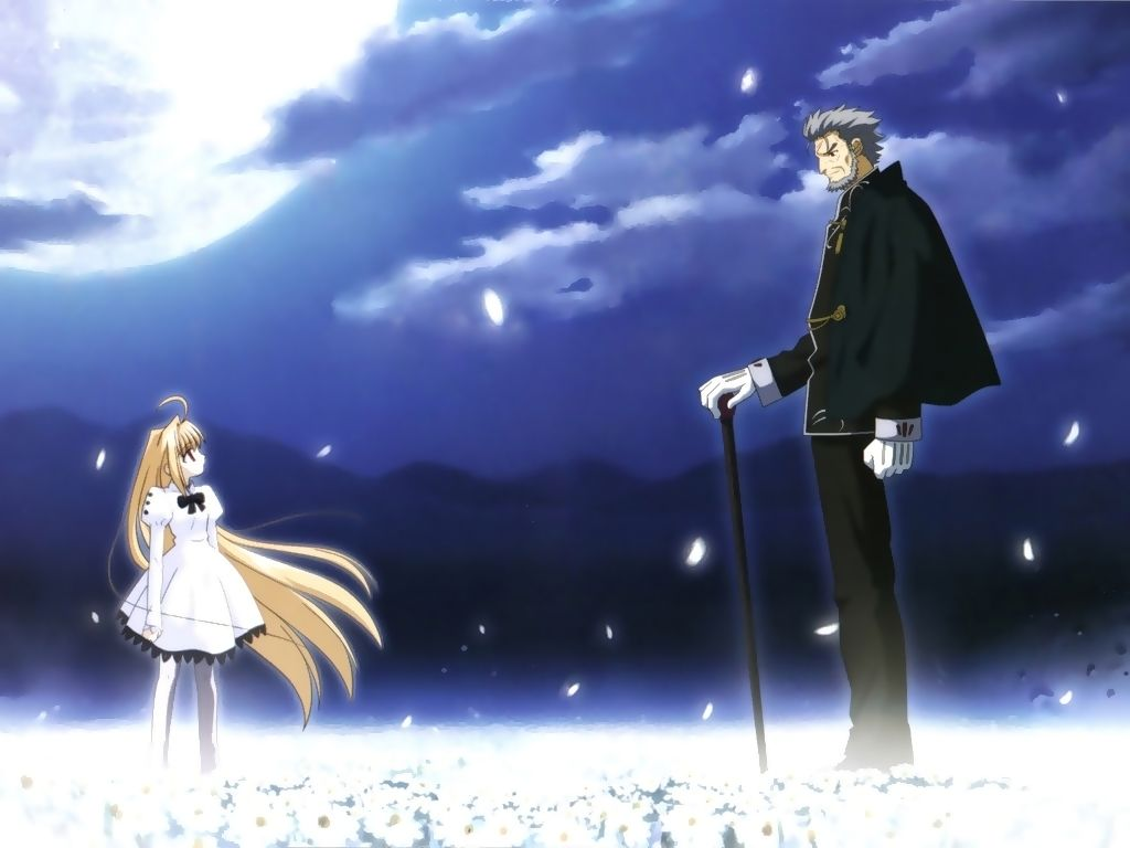 Arcueid Brunestud The Type Moon Wiki Fate Tsukihime