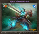 Spear of Destruction