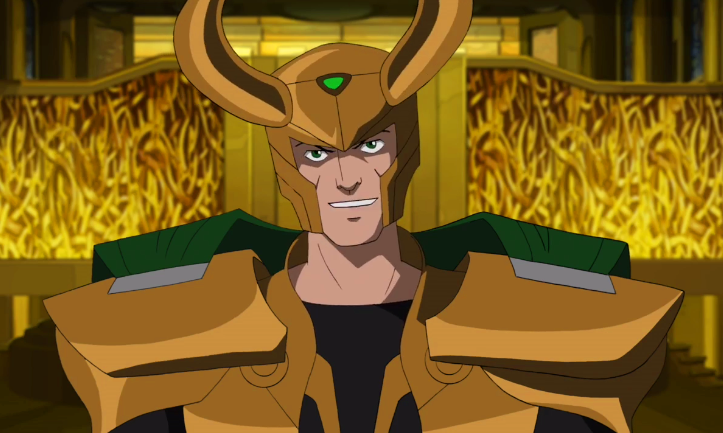 Image - Loki.png - Ultimate Spider-Man Animated Series Wiki