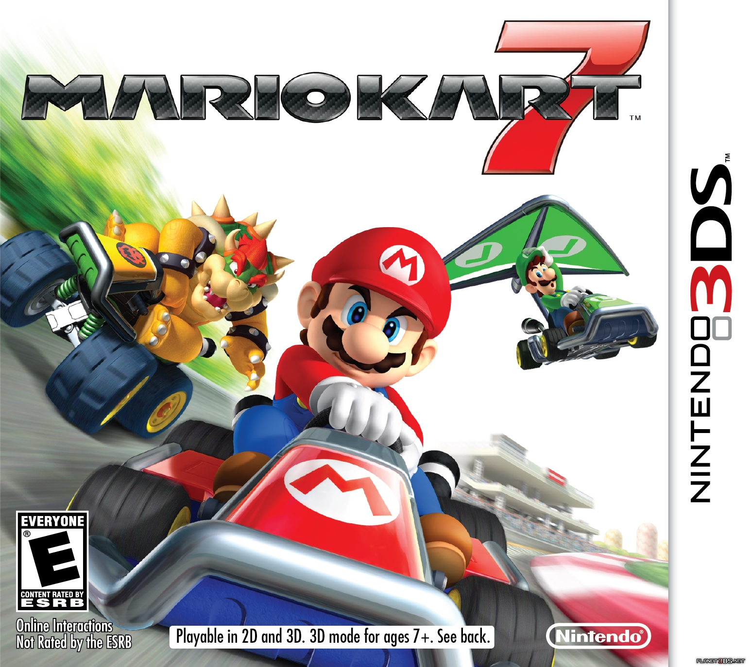 mario kart 7 the nintendo wiki wii nintendo ds and all things nintendo. Black Bedroom Furniture Sets. Home Design Ideas