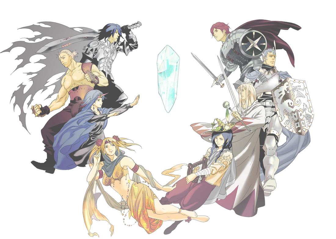 Final Fantasy Dimensions - The Final Fantasy Wiki - 10 ...