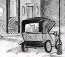 Carro de Arthur Poe