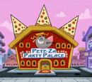 Pete-Za Possum Party Palace