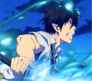 Ao No Exorcist: OP2 Single - In My World