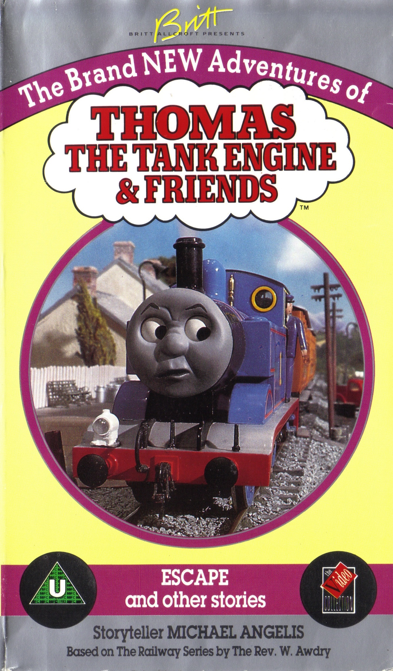 Escape And Other Stories Thomas The Tank Engine Wikia
