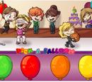 Pick A Balloon
