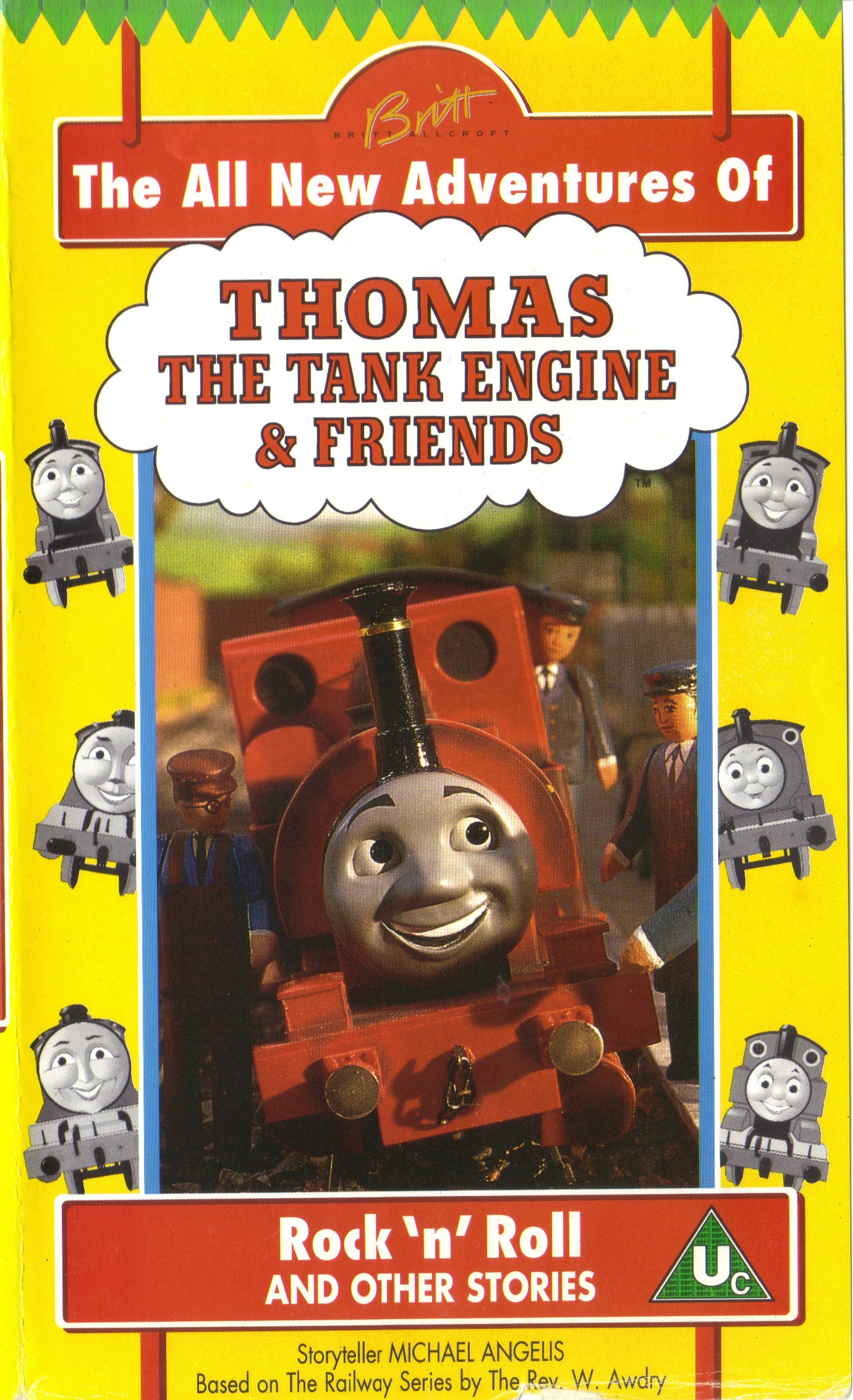 rock 39 n 39 roll and other stories thomas the tank engine wikia. Black Bedroom Furniture Sets. Home Design Ideas