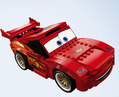 Lightning Mcqueen Brickipedia The Lego Wiki