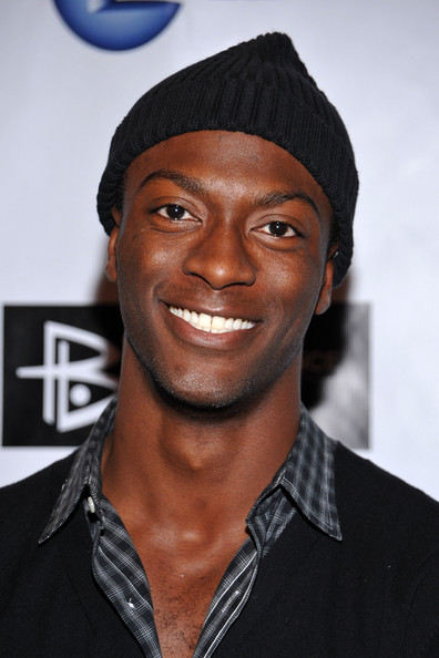 The 30-year old son of father Aldis Hodge and mother Yolette Evangeline Richardson, 186 cm tall Aldis Hodge in 2017 photo