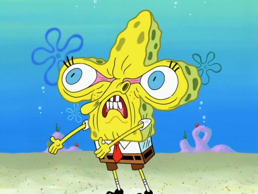 Best recent episode. E... Spongebob Excited Face