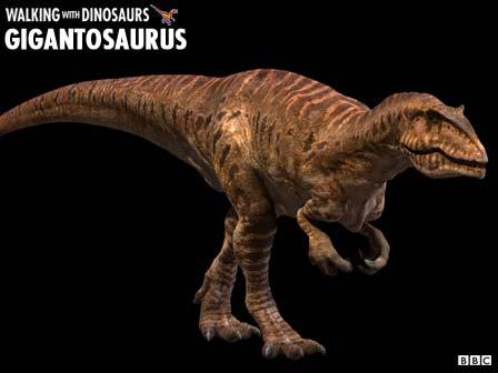 Giganotosaurus - Dinopedia