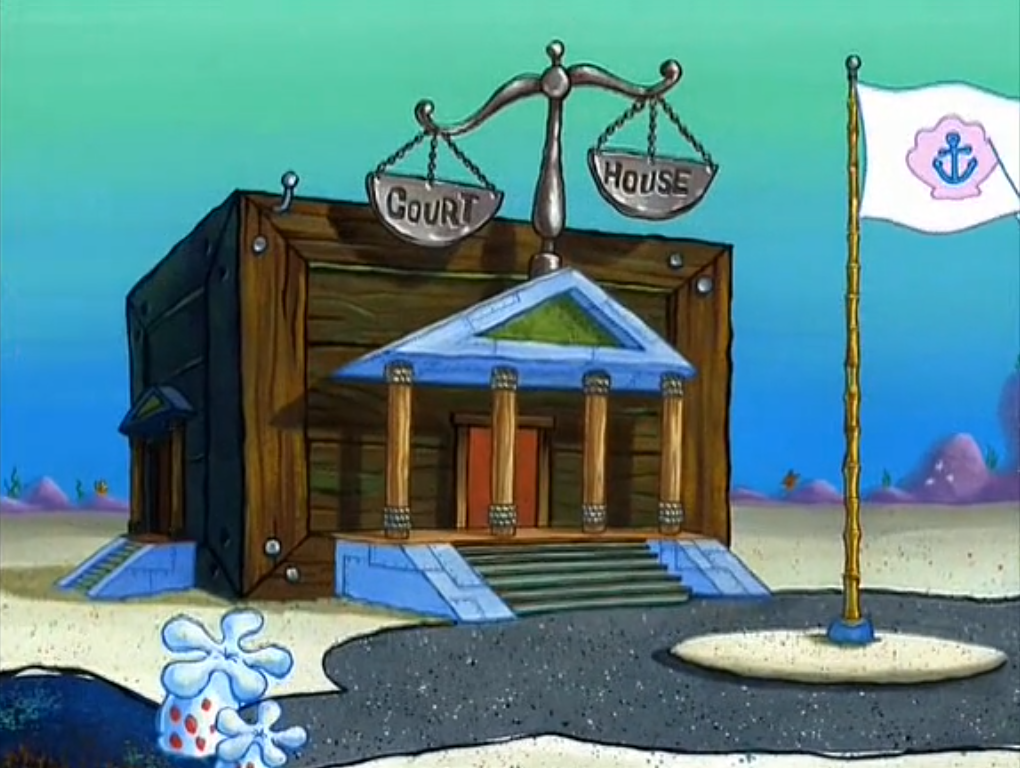 bikini bottom buildings - photo #30