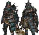 Rathalos Soul Armor (Gun)