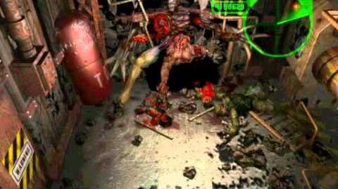 Nemesis Final Metamorphosis (cutscene)