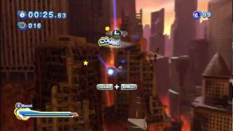 Sonic Generations Crisis City (Modern) 1080 HD