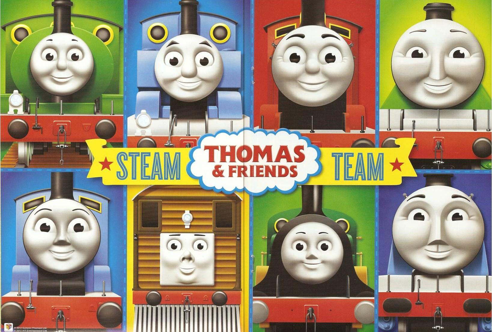 the original steam team - photo #27