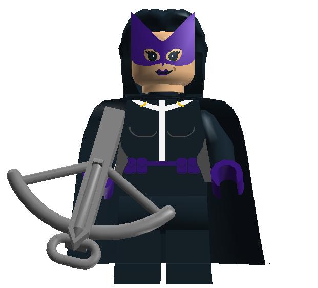 Image Gallery lego huntress - 46.5KB