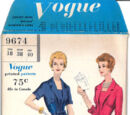 Vogue 9674 A