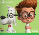 Sivad6/Movie to be made about Peabody and Sherman