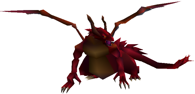 Red Dragon Png