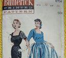 Butterick 6714 B