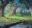 Lugares en Robin Hood