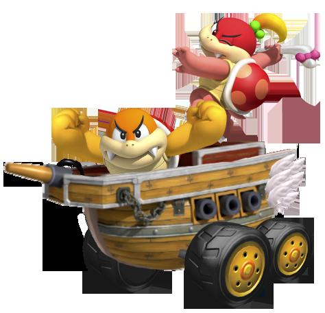 Mario boom boom figure
