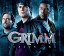 Grimm Cover Gallery