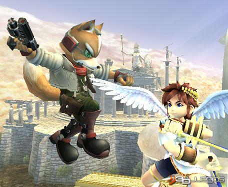 Fox mccloud brawl - photo#23