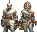 MHFU: High Rank Gunner Armors
