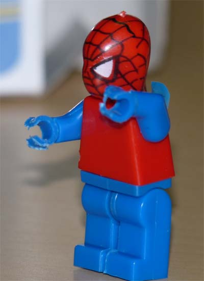 Lego Ultimate Spiderma...
