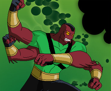 Image - Transformation Four Arms 14.PNG - Ben 10 Fan ...
