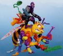 Killer Bee (1990 action figure)