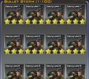 Defense Simulator Campaign - Bullet Storm