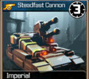 Steadfast Cannon