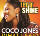 Songs from Let It Shine