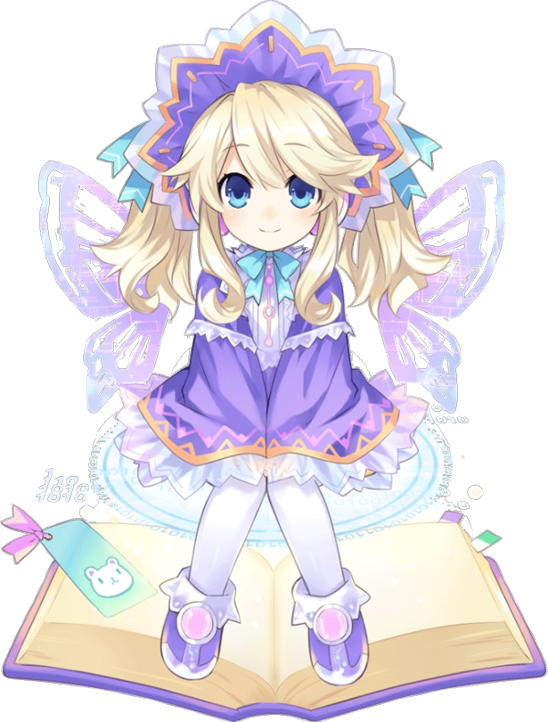 how tall is neptunia histoire