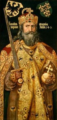 CharlemagneByDurer
