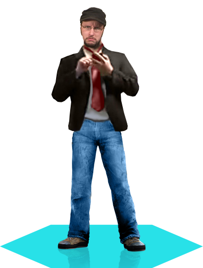 Image Nostalgia Critic All Stars Png Playstation All