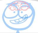 Blue's Brain