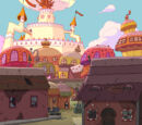 Lugares del Dulce Reino