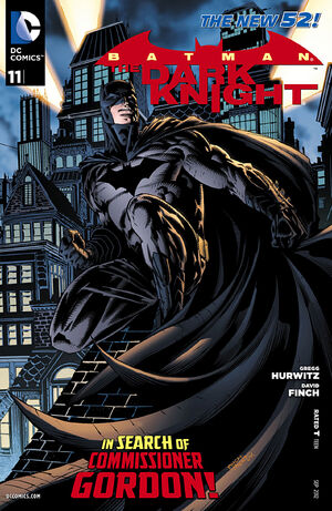 [DC Comics] Batman: discusión general 300px-Batman_The_Dark_Knight_Vol_2_11