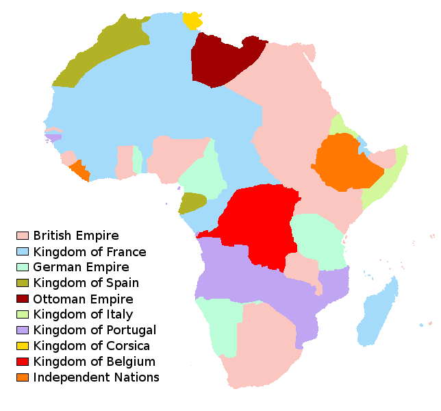 european influence in africa essay Free essay: from the 18th century through the beginning of the 19th century, european influence was a significant force in various aspects of the ottoman.